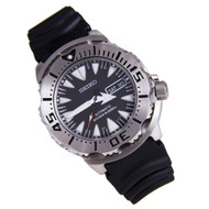 Seiko 2nd Generation Black Monster Watch SRP307K2