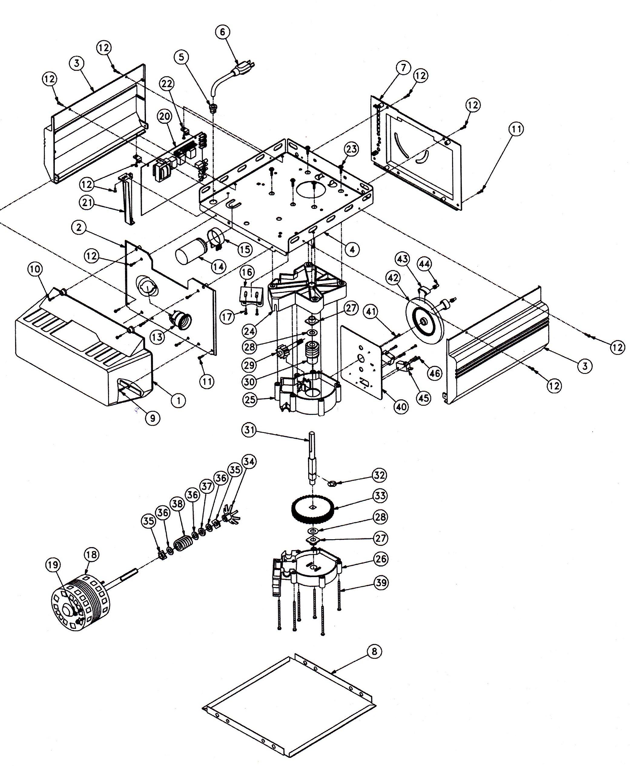 Pbs 3 Garage Door Wiring Diagram Block Explanation Overhead 28 Images Diagrams Panicattacktreatment Co Wire Circuit