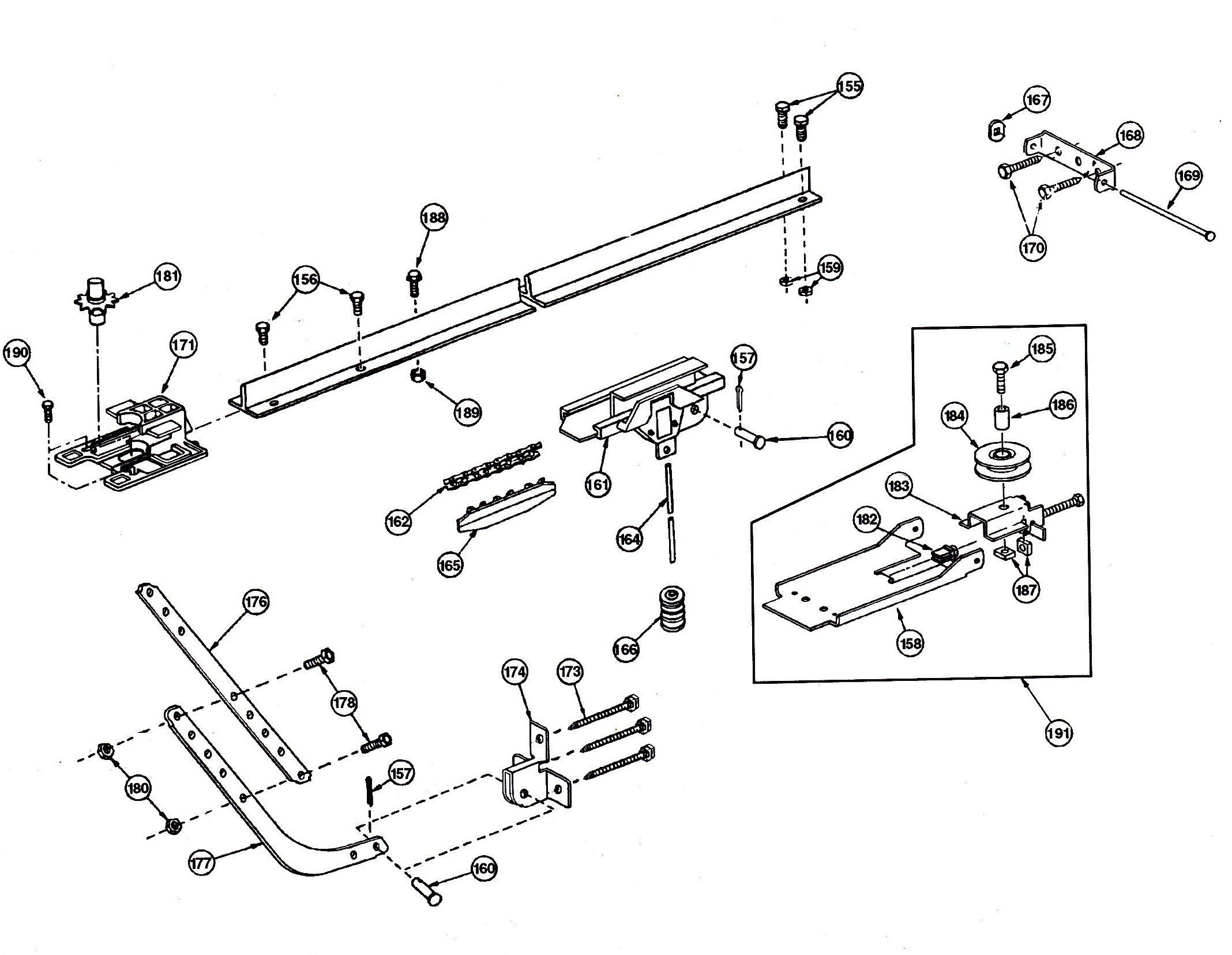 wiring diagram overhead door company diagram free printable wiring diagrams