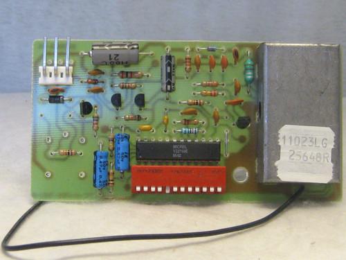 Receiver Genie 12 Dip Switch 25648r Overhead Door