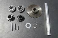 SHAFT ASSEMBLY - 3/4 & 1 HP (RSX)