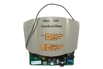 Model 1026 Overhead Garage Door Halflifetrinfo