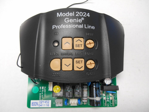 Circuit Board Genie 2024 37028a Overhead Door Parts