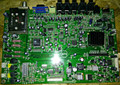Dynex CBPF7Z4KQ9 (715T2486-2) Main Board for DX-LCD37