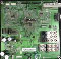 Toshiba 75006083 (PE0248B-1)  AV PCB