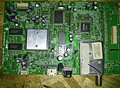 Sanyo 1AA4B10B13000 N3HF Digital Tuner Board for P32746-01