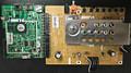 Sanyo Z6SK (1LG4B10Y0880A, 1LG4B10Y1060A) Digital Main / Analog Board