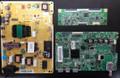 Samsung UN43J5200AFXZA (Version BD03) Complete TV Repair Kit