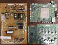 Vizio D650I-B2 (GREEN T-CON) Complete TV Repair Kit -Version 1