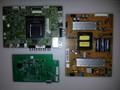 Vizio E400I-B2 (LWZQPNBQ) Complete TV Repair Kit -Version 1