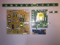 Vizio 55.73U01.A01 / 56.04176.061 / 55.42T22.C03 Complete TV Repair Kit for E422AR