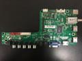 Sanyo 02-MB3393-CWS001 Main Board for DP55D44