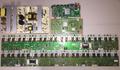 Sharp 1E2E0031/AYP449901/RUNTK4532TPZA Complete Repair Kit for LC-60E69U