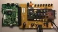 Sanyo 1LG4B10Y0880A Z6SEM Digital Main Board and Analog Board for FVM3982 P39842-01
