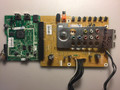 Sanyo 1LG4B10Y0880A Z6TG Digital Board and 1LG4B10Y1060A Z6TG Analog Board