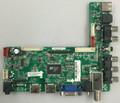 GPX U16082675 (T.MS3393.81) Main board for TDE5074B