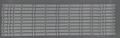 Vizio/LG Innotek 60INCH FHD FBC REV02 LED Backlight Bars/Strips (10) E60-E3
