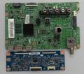 Samsung BN94-10488M Main Board for UN43J5200AFXZA (Version BD03), 55.43T01.C07 T-Con Board