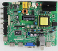 Seiki SY13185-1 Main Board / Power Supply for SE32HS01 Version 1
