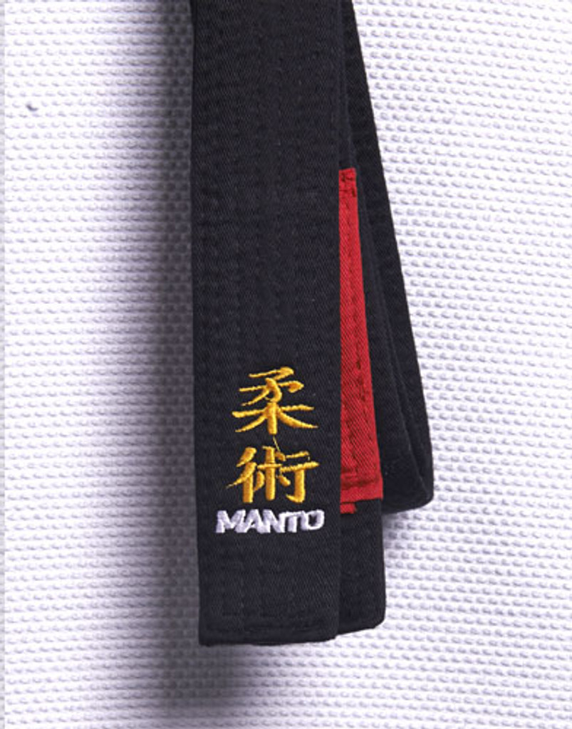 "Belt BJJ ""Kanji"" Black"