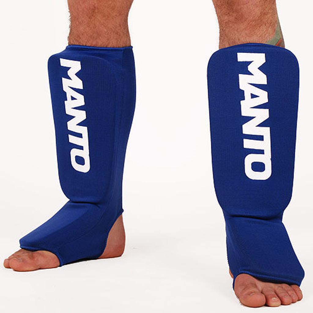 Shinpads MANTO Blue
