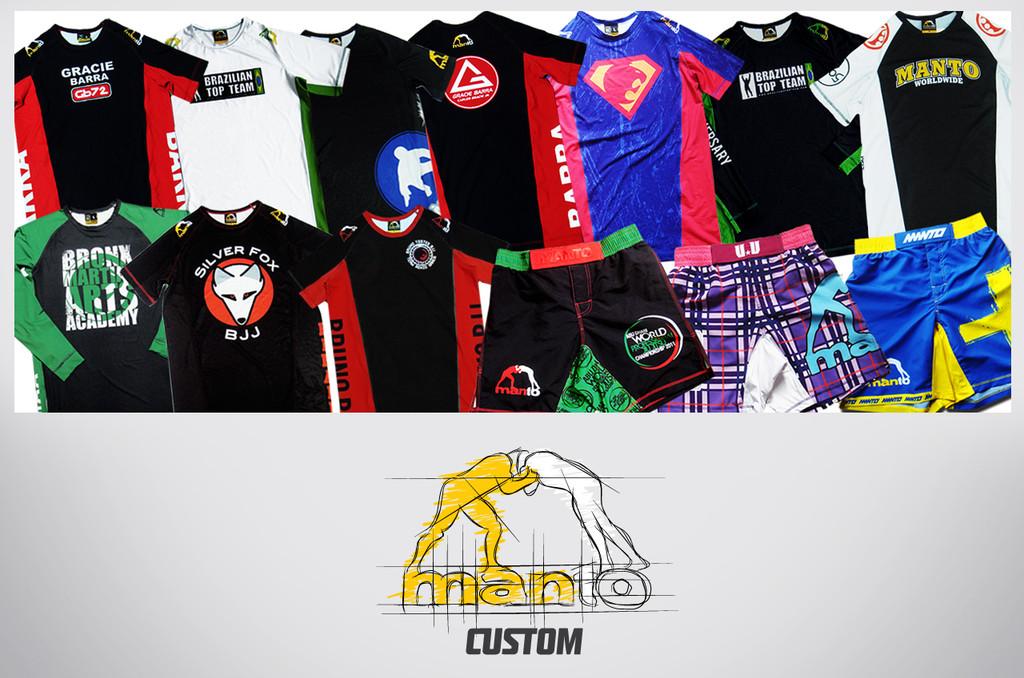 Custom Shorts by MANTO