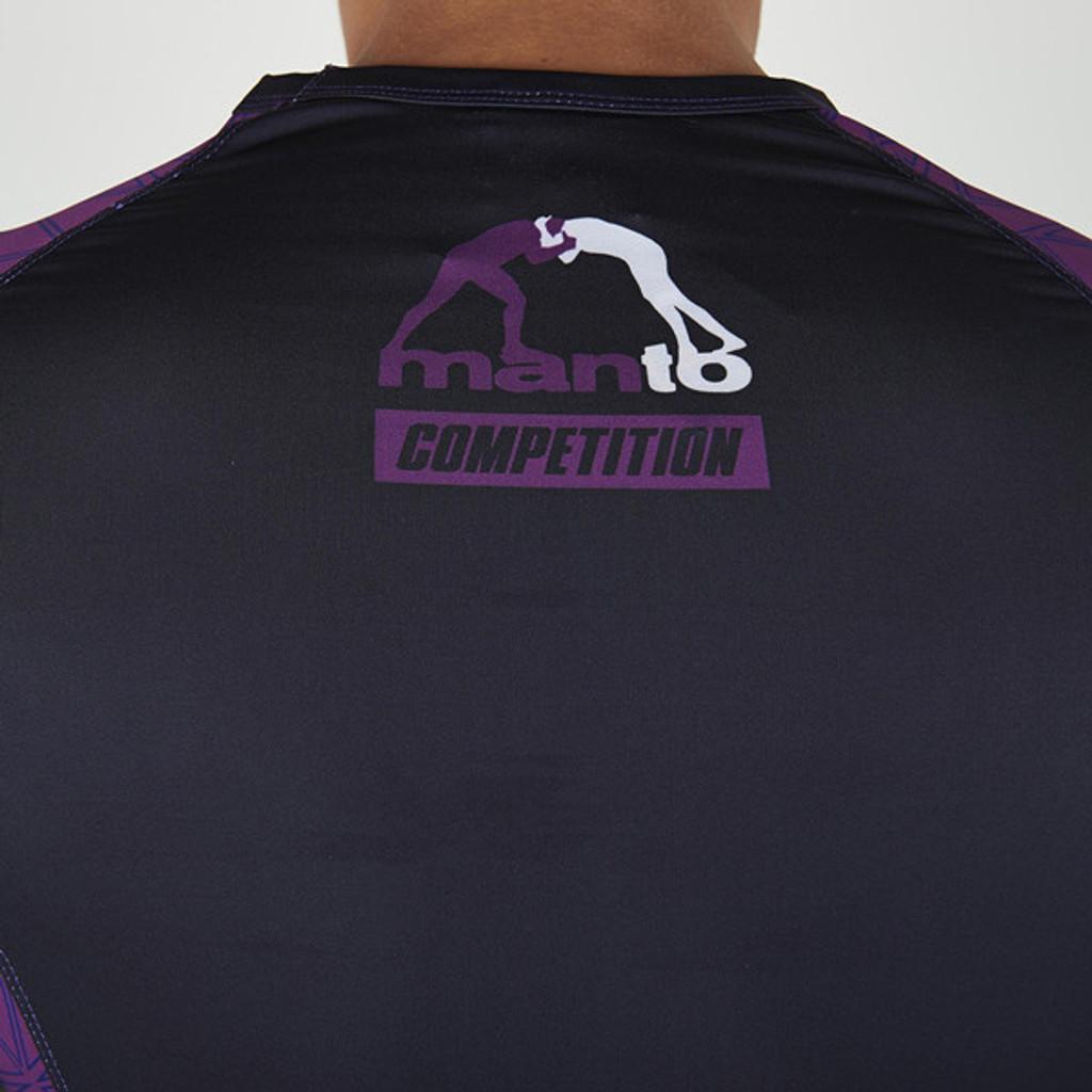 "Rashguard ""Victory"" Purple - IBJJF Approved"