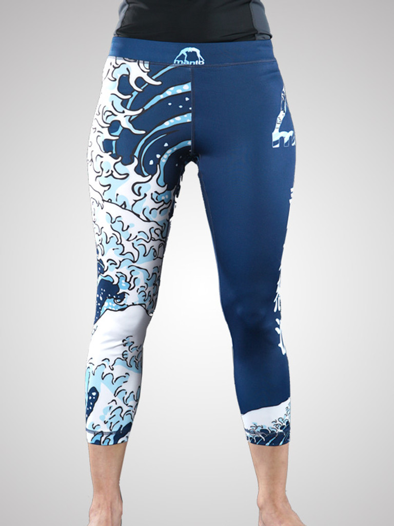 """MANTO """"WAVES"""" SPATS for WOMEN"""