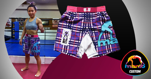 Custom Shorts by MANTO