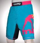 "Pro Shorts ""TOBIKAN"" Blue/Yellow/Pink"