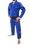"MANTO ""X"" PRO Lightweight BJJ GI Blue"