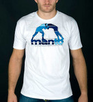 "Tshirt ""CLINCH"" White"