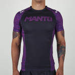 "Rashguard ""Victory"" Purple - IBJJF Approved"