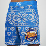 "Shorts ""HERMOSA"" Blue"