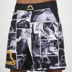"Shorts ""PHOTO PATTERN"" Black"