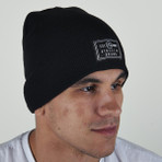 "Beanie ""ATHLETIC"" Black"