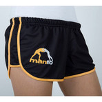 "Shorts ""Diamond"" for Women Black"