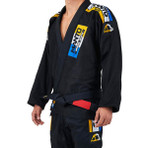 "MANTO ""4.0"" CLASSIC BJJ GI Black- ON SALE!!!"