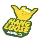 """MANTO """"HANGLOOSE"""" GI Patch"""
