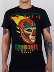 "MANTO ""RUDOS"" T-SHIRT Black"