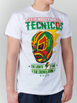 "MANTO ""TECNICOS"" T-SHIRT White"