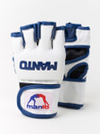 "MANTO ""VICTORY"" MMA Pro Gloves White"