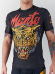 "MANTO ""TIGER"" RASHGUARD Black"