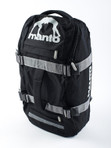 "MANTO ""CHAMP"" Backpack Black"
