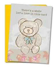 """Whole Lotta Love"" Encouragement Card"
