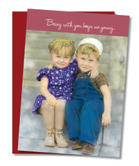"""Keeps me Young"" Valentine's Card"