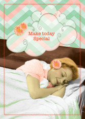"""Make today Special"" Birthday Card"