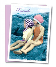 """Friends Forever"" Friendship Card"