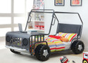 FA7766 - Trekker Gun Mental Finish Rover Childrens Bed
