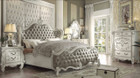 AC21150 - Versailles Vintage Gray Formal Bedroom Group